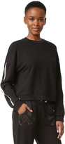 Monreal London Cropped Sweatshirt