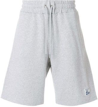 Kenzo Wave Patch Track Shorts