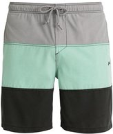 Rusty Trident Swimming Shorts Grey