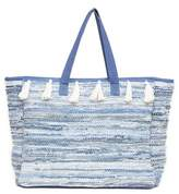 Amuse Society Permanent Vacation Tote - Blue