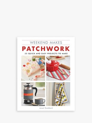 Gmc Weekend Patchwork Book by Janet Goddard