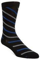 Cole Haan Varsity Stripe Crew Socks