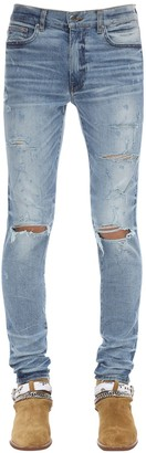 Amiri 15cm Trasher Plus Cotton Denim Jeans
