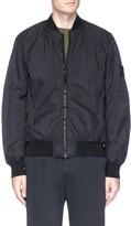 Stone Island Nylon bomber jacket