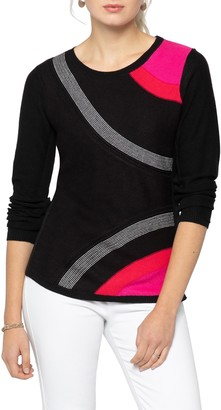 Nic+Zoe Inner Circle Sweater