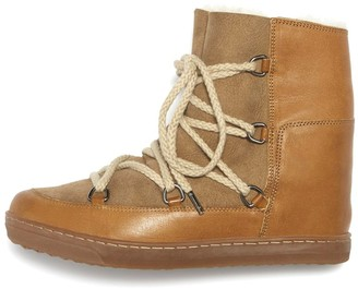 Isabel Marant Nowles Boot in Camel