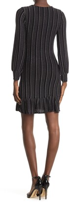 19 Cooper Stripe Long Sleeve Dress