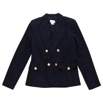 Club Monaco Blue Cotton Jackets