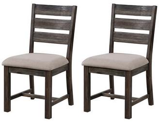 Coast To Coast Set Of 2 Aspen Court Dining Chairs