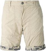 Woolrich reversible shorts - men - Cotton - 33