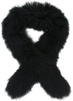ASTRAET 'As Muff' scarf