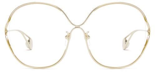 6a5e033807 Gucci Sunglasses Metal Arm - ShopStyle