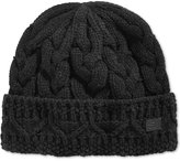 Sean John Men's Chunky Cable Knit Beanie