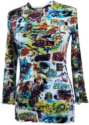 Jean Paul Gaultier Multicolour Polyester Tops