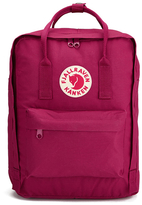 Fjäll Räven Kanken Backpack Plum