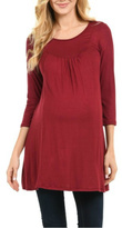 Haute Apparel Maternity Top