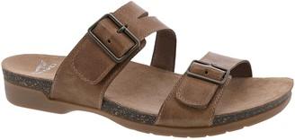 Dansko Women's Adjustable Leather Sandals - Rosie