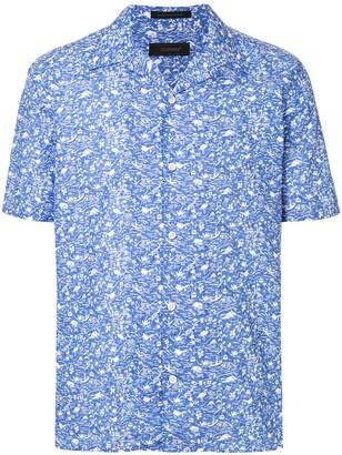 Durban Printed Casual Shirt