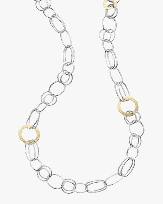 Ippolita Chimera Classico Mixed Hammered Disc Necklace