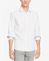 Kenneth Cole New York Men's Slim-Fit Circle-Print Shirt