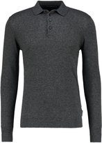 French Connection Portrait Jumper Charcoal