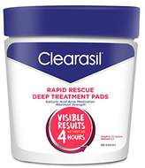 Clearasil Rapid Rescue Deep Treatment Cleansing Pads