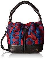 Elliott Lucca Gigi Bon Bon Drawstring Top-Handle Bag