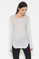 Fate Grey Pullover Sweater