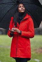 Lands' End Women's Waterproof Primaloft City Coat-Bright Cherry