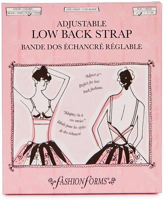 Fashion Forms Almond Adjustable Low-back Strap - Set Of 2