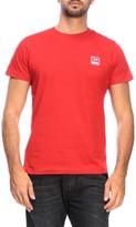 Diesel T-shirt Short-sleeved T-shirt With Basic Logo