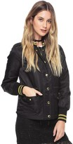 Juicy Couture Nylon Sateen Parka