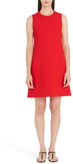 Dolce & Gabbana Crepe Shift Dress