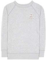 Etoile Isabel Marant Isabel Marant, Étoile Billy Cotton-blend Sweatshirt