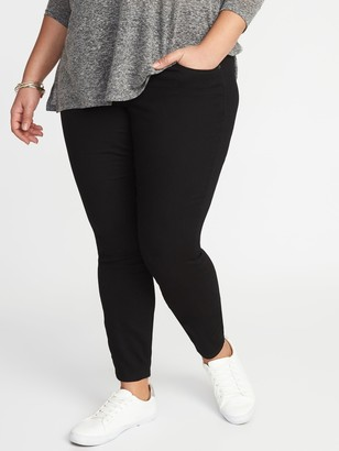 Old Navy High-Waisted Plus-Size Rockstar Jeggings