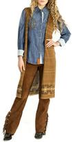 Double D Ranchwear Indian Chief Vest