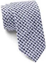 Original Penguin Baker Check Tie