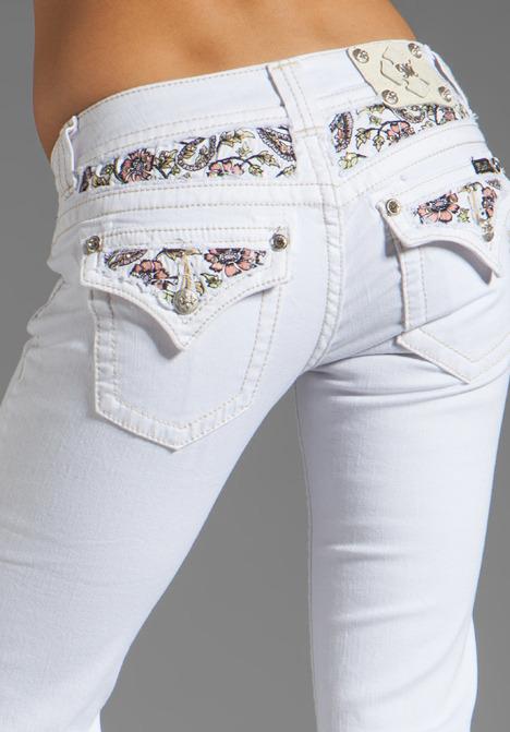 Miss Me Jeans Capri