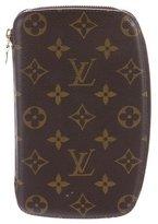 Louis Vuitton Monogram Zippy Geode Organizer