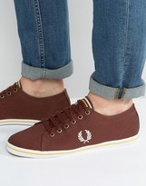 Fred Perry Kingston Twill Sneakers