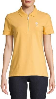 Tommy Hilfiger Embroidered Stretch Polo