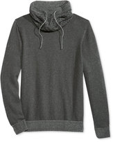 American Rag Men's Honeycomb Funnel-Neck Sweater, Only at Macy's