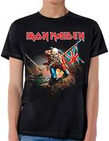 Global Iron Maiden - Mens The Trooper T-shirt