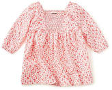 Tea Collection Anzu Floral Print Smocked Dress (Baby Girls)