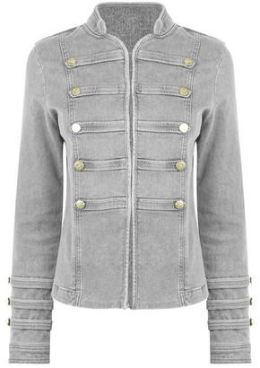 Biba Military Denim Jacket