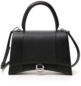 Balenciaga Hourglass Top Handle Bag