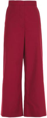 Marni Woven Wide-leg Pants