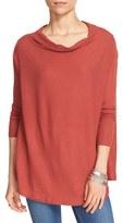 Free People Women's 'Love' Split Back Pullover