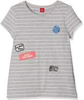S'Oliver Girl's 66.707.32.4901 T-Shirt