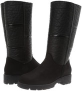 La Canadienne Mavo (Black Nubuck) - Footwear
